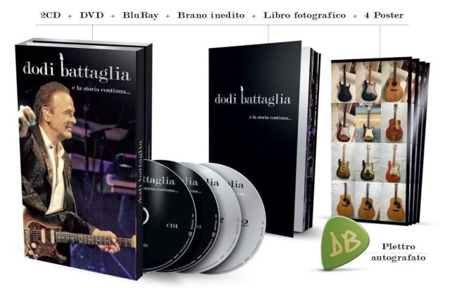 Dodi Battaglia - e la storia continua... - Luxury Collection