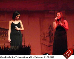 Claudia Celli e Tiziana Quadrelli